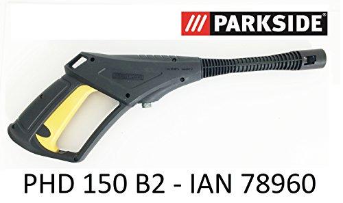 Parkside Hochdruckreiniger Spritzpistole PHD 150 B2 - LIDL IAN 78960 mit Gewindeanschluss und Trigger mit Kindersicherung bis 150 bar