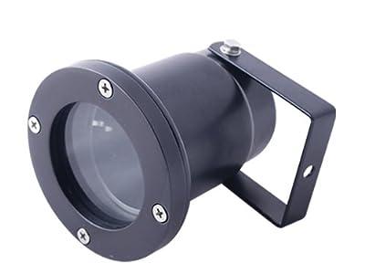 "12V Teich-, Wand- oder Bodeneinbauspot ""Prego"", befahrbar, Aluminium, Ø: 91 mm, IP67"