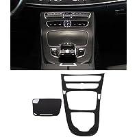 Pegatinas para marco de panel de cambios de consola de ABS para coche