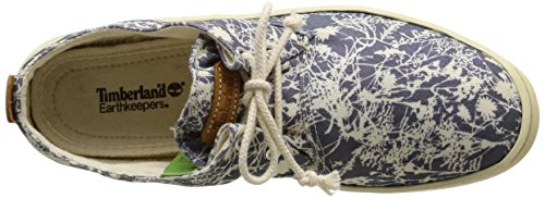 TIMBERLAND uomo sneakers basse 7740B Blu/Avorio