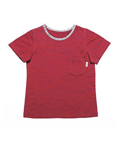 oceankids-t-shirt-maglietta-di-estate-da-bambino-di-cotone-con-tasca-rosso-6t