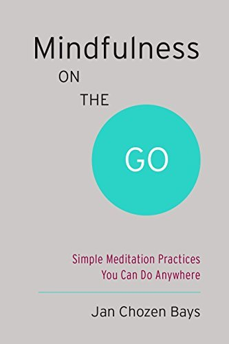 Mindfulness on the Go: Simple Meditation Practices You Can Do Anywhere (Shambhala Pocket Classics) by Jan Chozen Bays (5-Jan-2015) Paperback