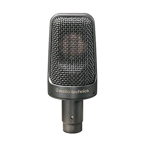 Audio Technica Artist Elite AE3000 high-SPL large diaphragm cardioid condenser instrument