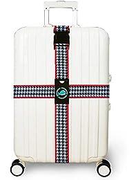 Verrouillage bagages /& identité Bretelles-valise sac voyage Coloré Ceinture Sacs