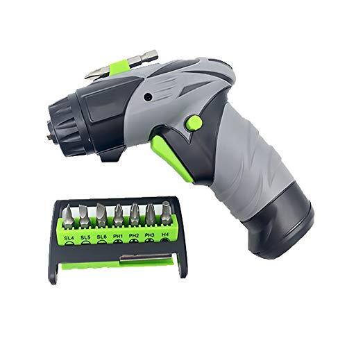 Dispositivo mano Mini taladro eléctrico Destornillador