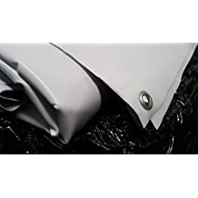 Heavy Duty PVC Material Lona 6Mx2.5M 610G/m² Patio cubierta de techo de coche barco