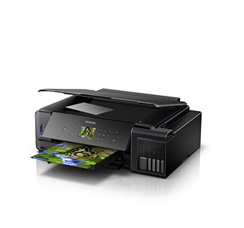 Epson EcoTank ET-7750 Refillable Ink Tank Wi-Fi A3 Photo Printer, Scan and Copier - up to 3400 photos