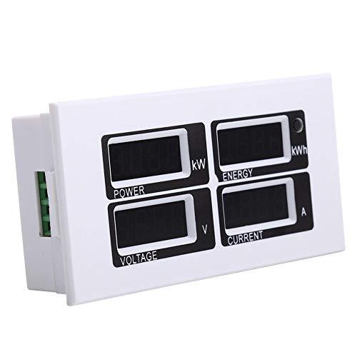 Duokon LED Voltmeter Amperemeter AC LED Digital Röhrendisplay LED Tester Strom Strom Messen 80~260V Stromverbrauchsmessgerät
