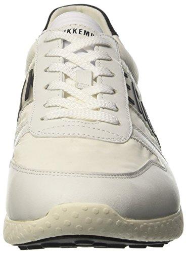 Bikkembergs Strik-er 924, Sneakers basses homme Noir