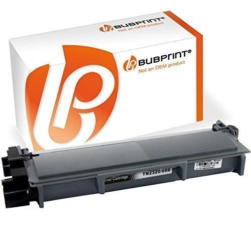 Bubprint Toner compatibile per Brother TN 2320 TN-2310 per DCP-L2500D HL-L2340DW HL-L2300D HL-L2360DN HL-L2365DW MFC-L2700DW MFC L2720DW MFC L2740DW