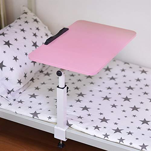 JIAX Höhenverstellbarer Klapptisch, Verstellbarer Laptoptisch, Klappbares Bett for Faulen Schreibtisch, Ablage for Notebooks, Studiertisch for Den Innenbereich (Color : C)