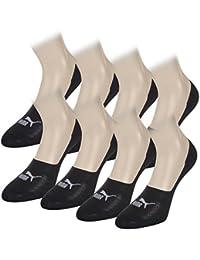 8 pair Puma Footie Invisible Socks Gr. 35 - 46 Unisex