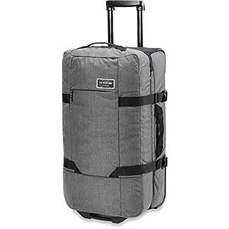 Dakine Split Roller Eq Bolsa de viaje trolley para portátil, Unisex adulto, Carbon, 75 L