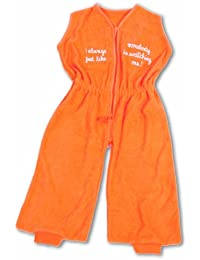 Baby Boum Funny Sleeping Bag Jaffa Orange 6-24 months