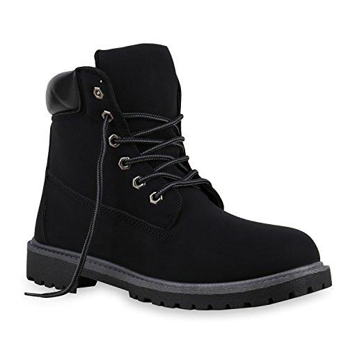 herren-schuhe-128674-boots-schwarz-black-43