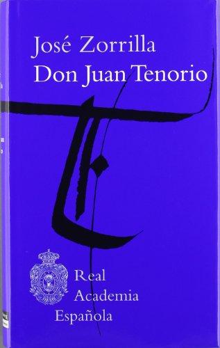 Don Juan Tenorio por José Zorrilla