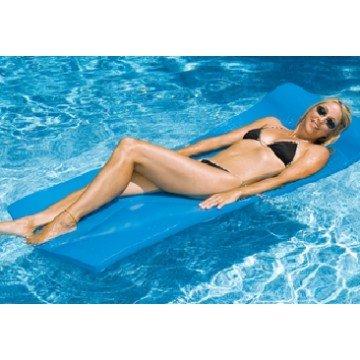 Swim Central 177,8 cm Sports Aquatiques Sofskin Bleu Flottant pour Piscine et Matelas Gonflable