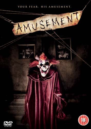 Amusement [DVD] by Katheryn Winnick