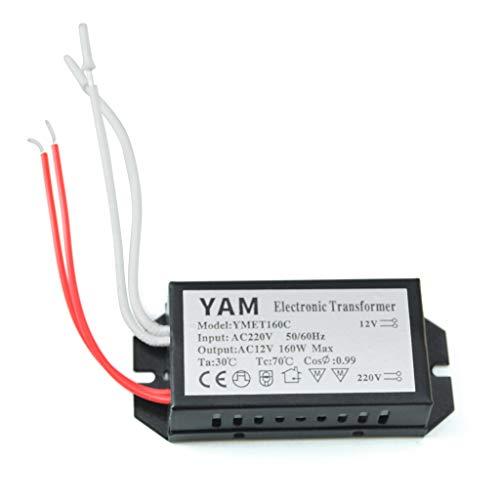 Enyu 160W 220V Halógeno Luz LED Driver Fuente de alimentación Convertidor Transformador electrónico