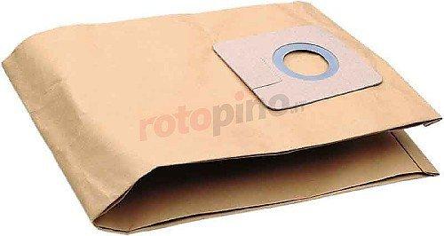 Preisvergleich Produktbild Festool Papierfilterbeutel PFB-VCP 5 Stück für 30 E, 614660