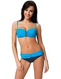 gWINNER ® Puch Up Bikini / Badeanzug - Wellness - MADE IN EU
