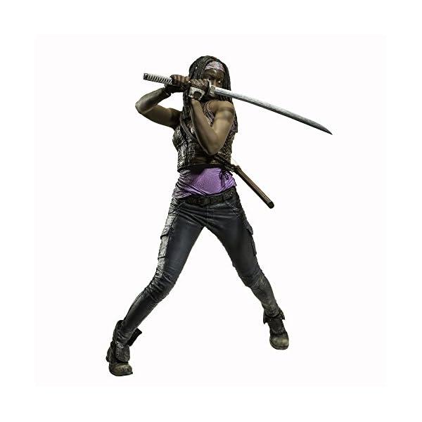 McFarlane Figura Walking Dead Michonne 25 Cms 2