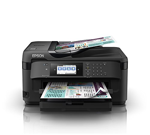 Epson Workforce WF-7710DWF Inyección 32ppm WiFi -