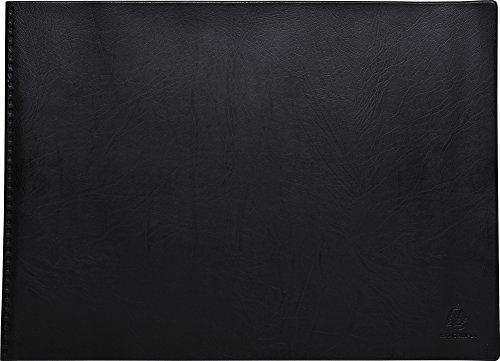 Exacompta 88330E - Carpeta de 20 fundas, A3, color negro