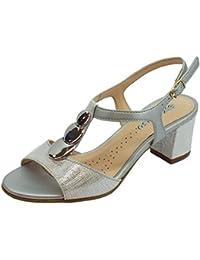 MELLUSO Sandali Scarpe Donna Skin Elegante S531S 40 Ph0mb7UVrR
