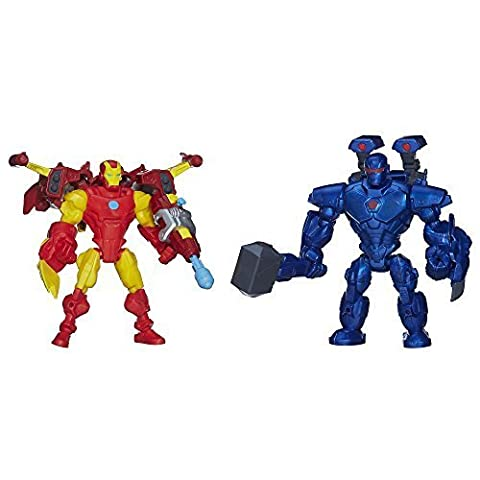 Iron Monger - Marvel Super Hero Mashers Iron Man vs.