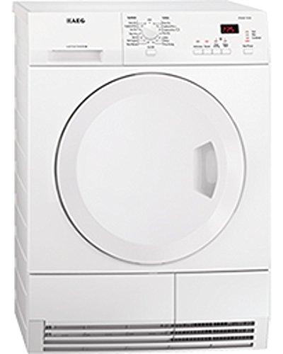AEG T65370AH3 7kg Freestanding Condenser Tumble Dryer With Heat Pump White