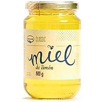 Miel de Limón Pura de España 500 grs - Miel Natural de Abejas ...