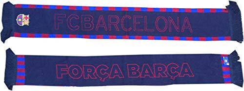 Bufanda F.C. Barcelona Doble Vertical Accesorios Deportivos