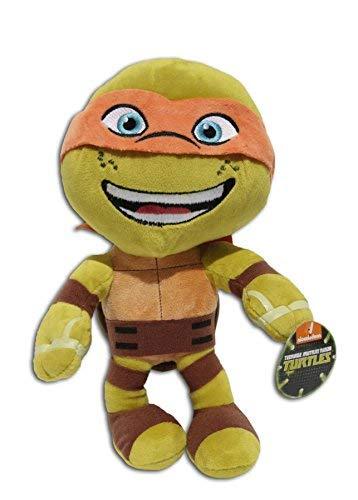 Michelangelo 30cm Super Soft Plüsch Schildkröten Orange TMNT -