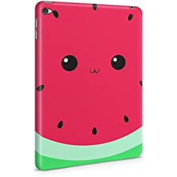 Watermelon Tropic Fuit Kawaii Face Apple iPad Mini 4 Snap-On Hard Plastic Protective Shell Case Cover Carcasa