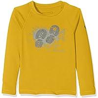 Craghoppers niños Mimir Camiseta de Manga Larga, Infantil, Color Desert Yellow, tamaño Talla 11-12