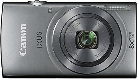 Canon Ixus 160 Appareil photo numérique compact 20 Mpix Écran LCD 2,7