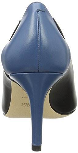 Hugo Fleur 10195625 01, Escarpins Femme Bleu (Medium Blue 429)