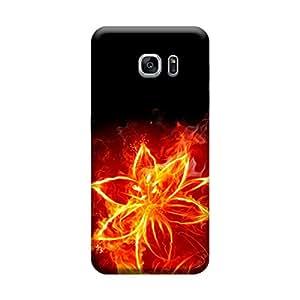 Ebby Premium 3d Desinger Printed Back Case Cover For Samsung S7 Edge (Premium Desinger Case)