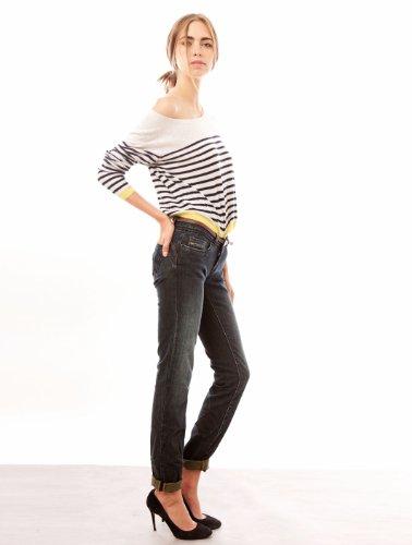 Jeans Salsa Jeans Wonder Slim Cbfr xz Bleu