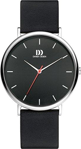 Danish Design Homme Analogique Classique Quartz Montre avec Bracelet en Cuir DZ120659