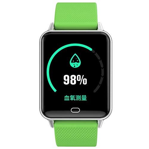 VBWER Smartwatch, Fitness Tracker Android iOS Uomo Donna Orologio Intelligente Bluetooth Smart Watch, Tracker Fitness per per Uomini, Donne e avventuriero.
