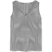 CLOOM_Damen Kleidung Damen Sommer Bluse Cloom Casual Kurze Gestreift Oberteile Women Short Sleeve Pullover Kurzärmelig... preisvergleich bei billige-tabletten.eu