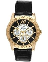 Reloj Yonger pour elle mujer blanco + brillantes–DMC 1525/02