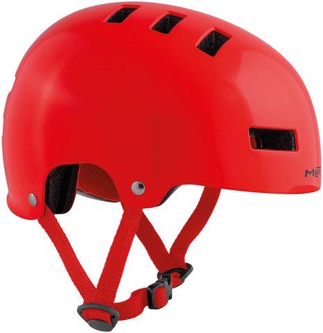 MET Yo-Yo Helm Red Kopfumfang M   54-57cm 2018 Fahrradhelm