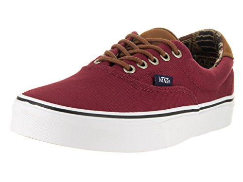 Vans U Era 59, Baskets Mode Mixte Adulte Rouge