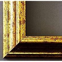 Artecentro Cornice Dorata Per Quadri   Oro/colore Con O Senza Passepartout  In Legno