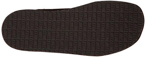 Sanuk Mens Kyoto Felt Slip-On Loafer brown