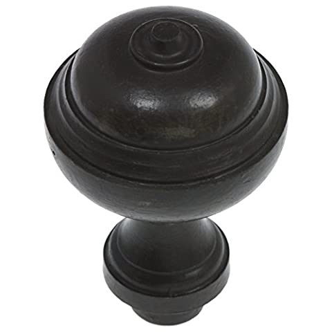 Iron Antique Door Knob Decorative Knob for Inside and Outside