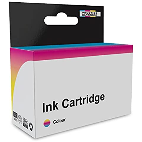 Prestige Cartridge HP78 Una Cartuccia di Inchiostro Rigenerate con Chip non Originale per Stampanti HP, Tricolore